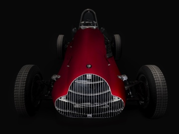 Image of the Tipo184 car