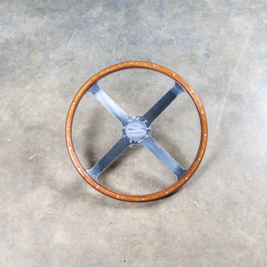 Mota lita steering wheel