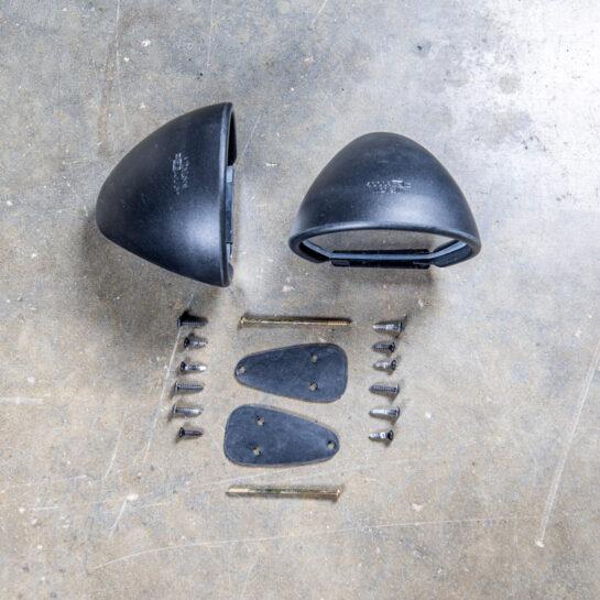 Mirrors -Vitaloni Sebring Mirror Mach 1