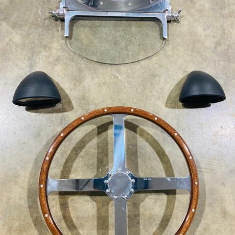 Mirror signal manoeuvre kit