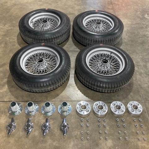 Wheel & tyre kit